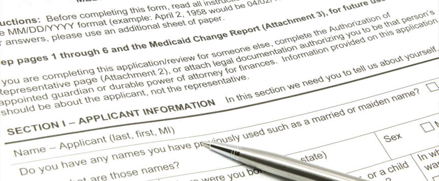 How to Apply for Medicaid